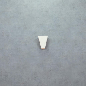 Indoor Wall Light - 120W G9 150mm White Made In Italy