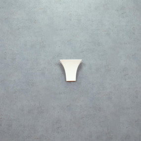 Indoor Wall Light - 60W G9 175mm White Made In Italy