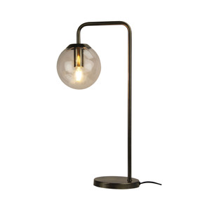 Table Lamp - 28W E27 500mm Antique Brass