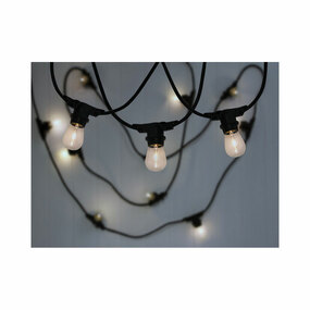 String Lights - Festoon 3W IP65 2700K 8m 10 Lights
