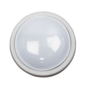 Outdoor Wall Light - 8W 700lm IP54 4000K 175mm White