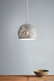 Pendant Light - E27 270mm Matte White