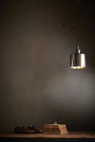 Pendant Light - E27 150mm Antique Silver