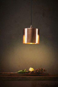 Pendant Light - E27 300mm Antique Copper