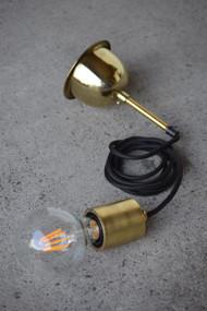 Suspension Light - E27 60mm Metallic Brass