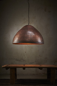 Pendant Light - E27 850mm Antique Copper