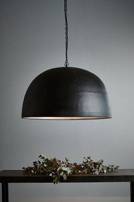 Pendant Light - E27 850mm Matte Black and White