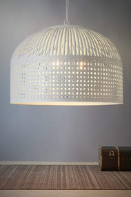 Pendant Light - E27 1100mm Antique White
