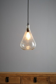 Pendant Light - E27 220mm Clear