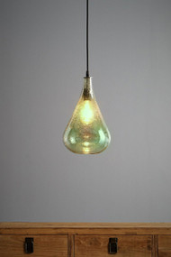 Pendant Light - E27 220mm Pale Green
