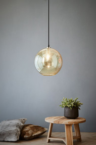 Pendant Light - E27 300mm Pale Green
