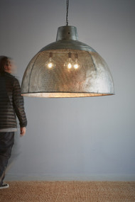 Pendant Light - E27 1100mm Antique Metallic