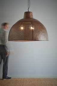 Pendant Light - E27 1100mm Antique Copper