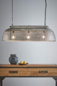 Pendant Light - E27 1150mm Antique Metallic