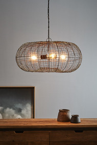 Pendant Light - E27 700mm Antique Copper