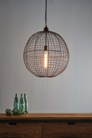 Pendant Light - E27 500mm Antique Copper