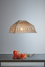 Pendant Light - E27 590mm Light Natural