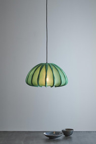 Pendant Light - E27 470mm Green