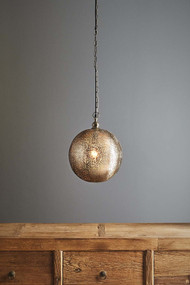 Pendant Light - E27 300mm Nickel