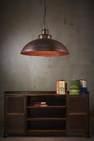 Pendant Light - E27 740mm Antique Copper