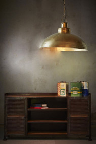 Pendant Light - E27 740mm Antique Brass