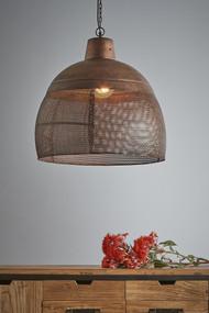 Pendant Light - E27 600mm Antique Copper