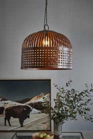 Pendant Light - E27 730mm Antique Rust