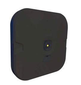 Emergency Light - Industrial Strength D63 2W LED IP65 2 Hours Black