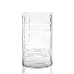 Glass - Clear Cut 25cm