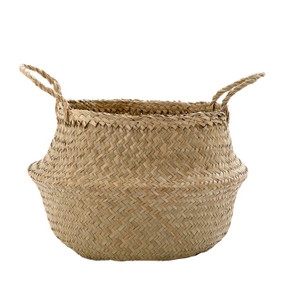 Basket - Natural Rattan 23cm