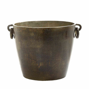Ice Bucket - Brown 26cm