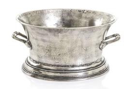 Wine Tub - Silver 50cm