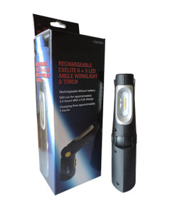 LED Work Light - 3W 300lm Non-Dimmable