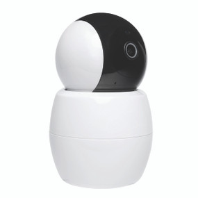 Smart Pan and Tilt Camera - White