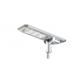 Solar Street Light With Motion Sensor - Industrial Strength 30W 3000lm IP65 IK10