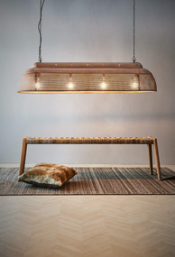 Pendant Light - E27 1500mm Antique Copper
