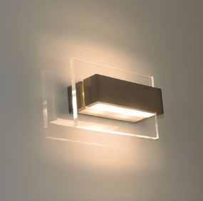 Sconce - 6W 360lm IP20 3000K 170mm Chrome