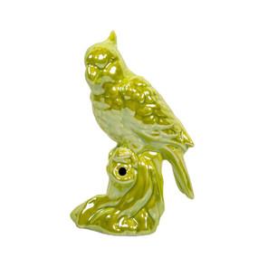 Bird Sculpture - Light Green