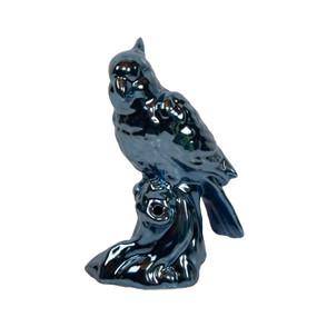 Bird Sculpture - Blue