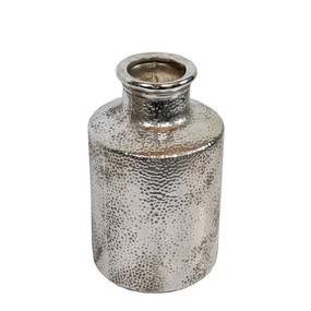 Vase - Silver 27cm