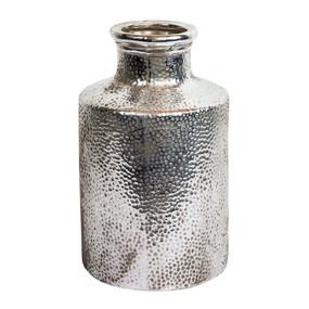 Vase - Silver 41cm