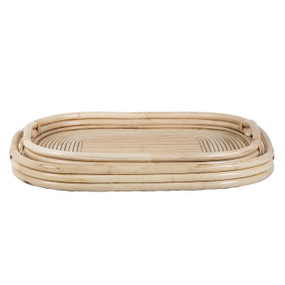 Trays - Set of Two Natural
