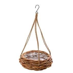 Hanging Basket - Small Natural
