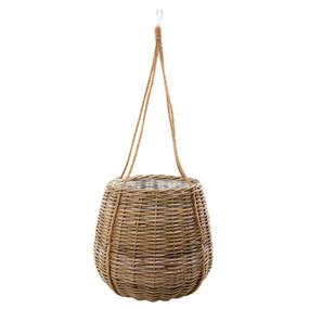 Hanging Basket - Natural 51cm
