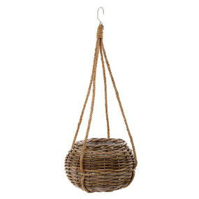 Hanging Basket - Natural 20cm
