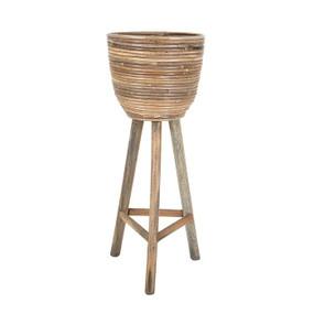 Standing Basket - Natural 64cm