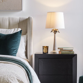 Table Lamp - B22 40W 610mm Champagne