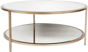 Coffee Table - Antique Gold CKT