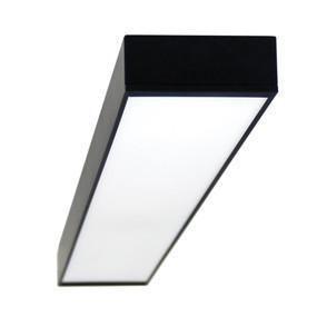 LED Batten - Non-Dimmable 40W 2800lm IP20 Tri Colour 1.2m Black