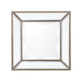 Wall Mirror - Antique Silver ZTW